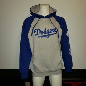 Sweaters - Dodgers Baseball Hoodie - New - 2018 - 2 Color